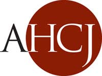 Association of Health Care Journalists logo