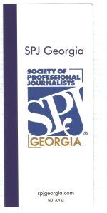 SPJ Georgia brochure 2014