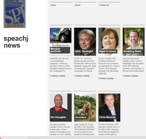 SPeachj news site photo