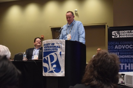 SPJ National lauds local efforts fighting forpublisher