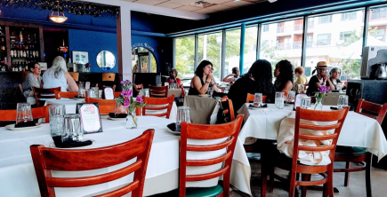 Freelancers: Meet us for lunch April 12 at Café Lily